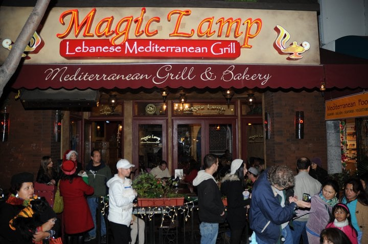 Magic Lamp Lebanese Mediterranean Grill