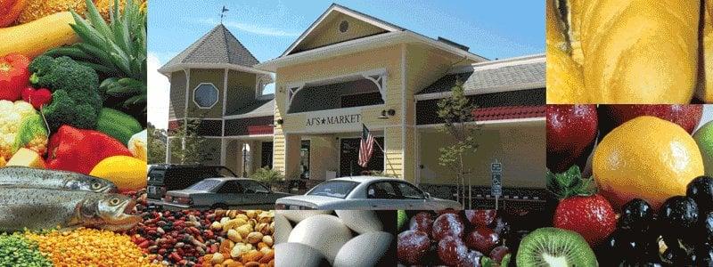 AJ's Market
