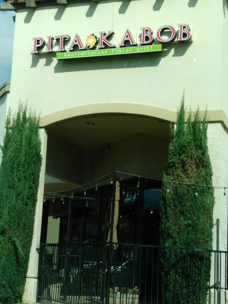 Pita Kabob Mediterranean Fusion Grill