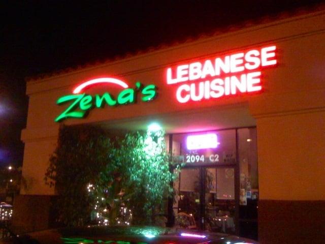 Zena's Mediterranean and Lebanese Cuisine
