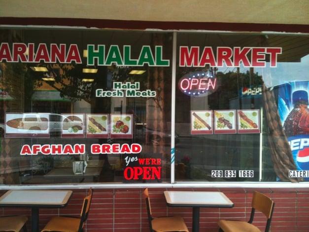 Ariana Halal Market