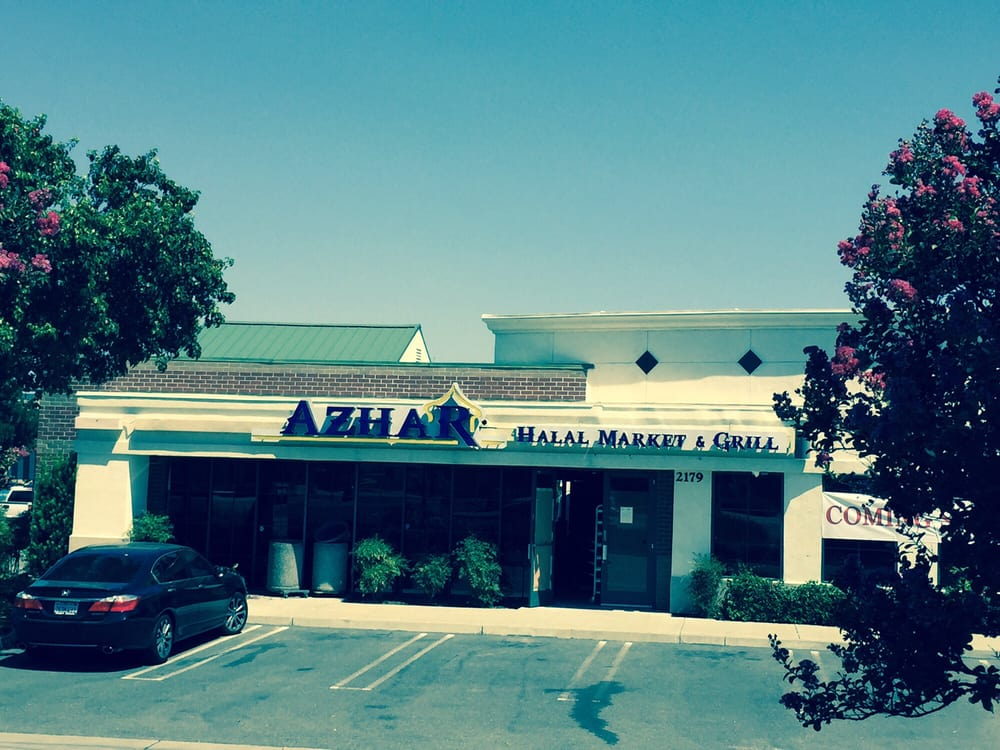 Azhar Halal Market & Grill
