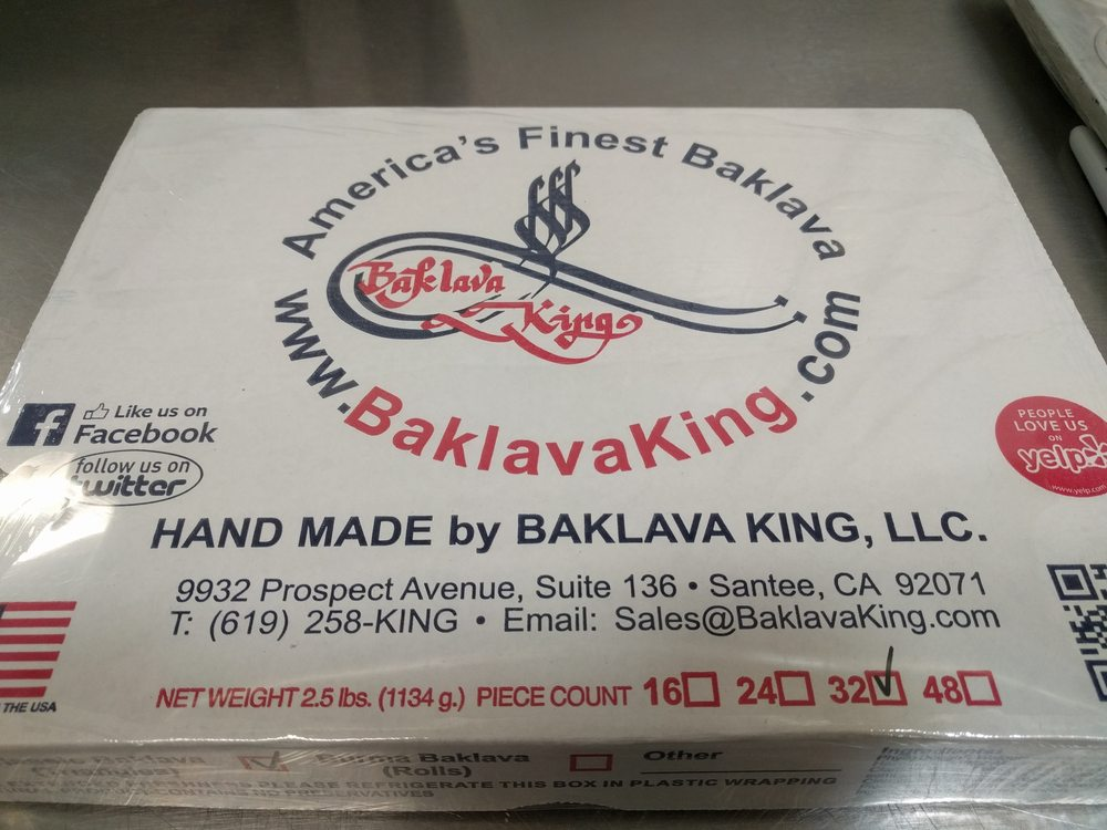 Baklava King