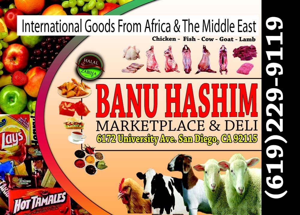 Banu Hashim Marketplace & Deli