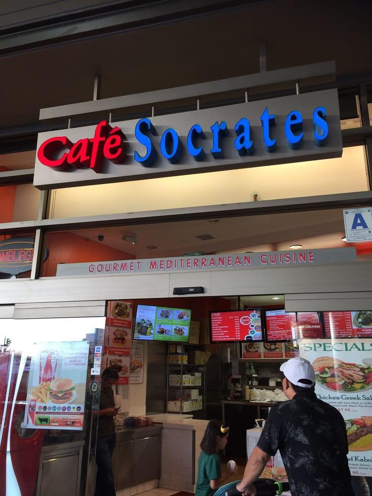Café Socrates