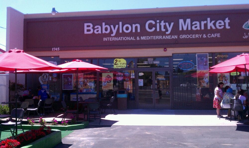 Babylon City Market
