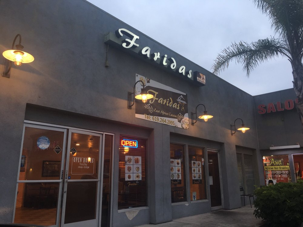 Farida's Bistro