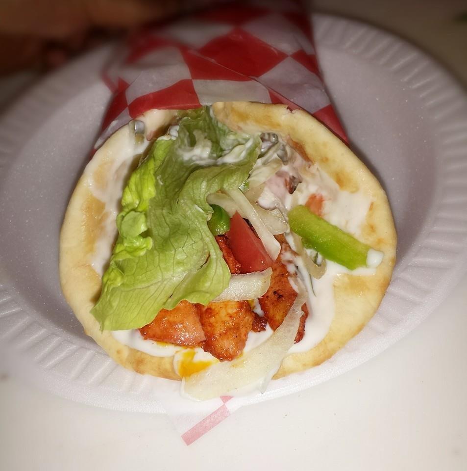Grill House Cafe San Diego Halal