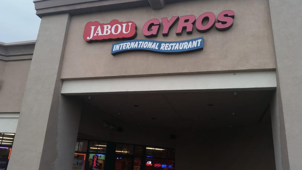 Jabou Gyros
